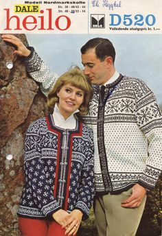 Nordmarkskofte like the square neck and cuff treatment Vintage Knitting, Hand Knitting, Knitting Patterns, Etnic Pattern, Norwegian Knitting, Barbie, Clothing Patterns, Bunt, Mittens