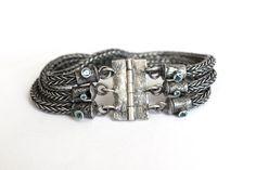 Three Row Roman Chain Bracelet by SMizStudio https://www.etsy.com/listing/263862071/three-row-roman-chain-bracelet?ref=shop_home_feat_2