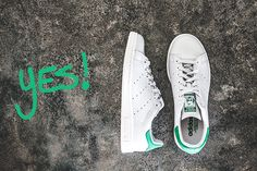 We love Stan Smith! Adidas Stan Smith, Style Me, Adidas Sneakers, Fashion Trends, Adidas Shoes, Trendy Fashion