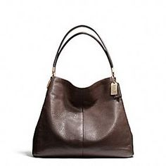 Coach :: MADISON SMALL PHOEBE SHOULDER BAG IN LEATHER