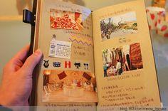 旅行良伴 Midori Travelers notebook - meow_haruka - 喵遙の元気日記