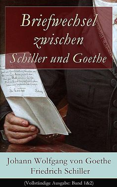 De briefwisseling tussen Goethe en Schiller omvat 1015 brieven, die bewaard worden in het Goethe- und Schiller Archief in Weimar en waarvan een aantal dringend moet worden gerestaureerd. Groothertogin heeft een aantal van deze brieven gekocht en naar Weimar laten komen.