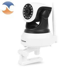 Cheap cam reader, Buy Quality cam clock directly from China cam wifi Suppliers: Vstarcam C7824 IP Camera HD Wireless 720P IR-Cut Night Vision Security Camera P2P ONVIF Audio Recording IP WIFI Camera