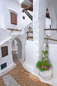 Binibeca Vell (Menorca)