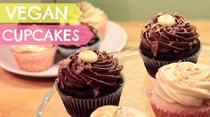 You Won't Believe They're Vegan Cupcakes! | ThoseRosieDays