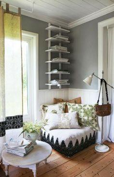 shelves, corner