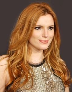 Although she's a natural blond, Bella Thorne has become known for her long, light-red hair. But she just made a significant color change, and it looks so...