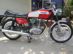 Post-Sale Update: After being relisted, this Ducati Mark 3 450 sold for $7,495. The Mark 3 (particularly the 250) is considered by some to be one of the prettiest bikes ever made. When Ducati relea…