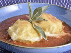 Receta | Mozzarella frita con salsa de tomate especial - canalcocina.es
