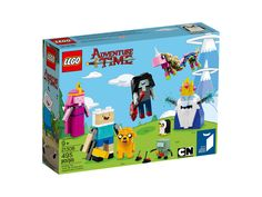 LEGO Ideas Adventure Time (21308)   by tormentalous