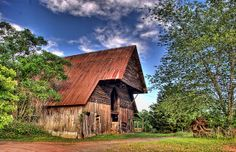 beautifull county barns | Old Country Barn | Flickr - Photo Sharing!