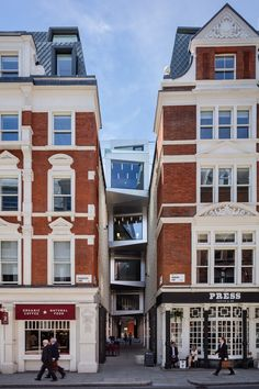 79-86 Chancery Lane by ORMS Architecture Design in London, United Kingdom