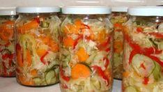Různé Archives - Page 4 of 27 - Báječná vařečka Raw Vegan Recipes, Healthy Diet Recipes, Cooking Recipes, Croatian Recipes, Hungarian Recipes, Czech Recipes, Ethnic Recipes, Hungarian Cuisine, Canning Pickles