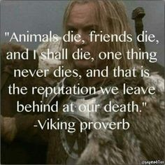 Best selection of Norse And Viking jewelry, handmade items and merchandise. Buy high quality accessories, and anything related to Vikings and pagans. Wisdom Quotes, Quotes To Live By, Me Quotes, Funny Quotes, Qoutes, Spirit Quotes, Viking Life, Viking Warrior, Viking Quotes