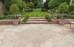 Limestone Exterior Garden Slabbing Landscaping, Exterior, Patio, Flooring, Garden, Outdoor Decor, Garten, Lawn And Garden, Yard Landscaping