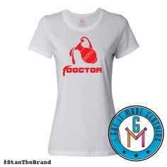 #StanTheBrand Respect The Doc - Ladies Fit