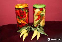 Pesto, Mason Jars, Food, Red Peppers, Essen, Mason Jar, Meals, Yemek, Eten