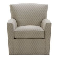 Turner Swivel Chair, Cromwell/Oatmeal EAu0027s BESTSELLER   SUPER COMFY. LOOKS  BETTER IN · Living Room ...