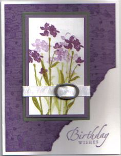 Joanne's Birthday Card by Rascal - Cards and Paper Crafts at Splitcoaststampers