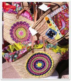 Artesanato em tecido e croché, acessórios de moda, artigos para bébé, produtos caseiros, produtos portugueses, no caseiro.pt por Fio de cores em Sintra.