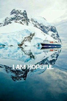Day 8 - I am hopeful