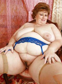 Sexy granny bbw