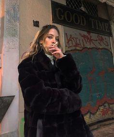 Fur Coat, Fur Jackets, Fashion, Moda, Fashion Styles, Fashion Illustrations, Fur Coats, Fur Collar Coat