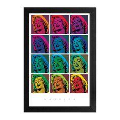 Pyramid America Elvis - Jailhouse Rock - Framed 11x17 print