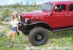 Dodge Power Wagon Images - Restored | Modernized | Customized Dodge Power Wagon, Farmer Quotes, Antique Cars, Restoration, Monster Trucks, Antiques, Modern, Garage, Vintage Cars