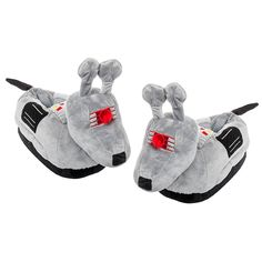 Doctor Who Women's K9 Slippers * If you love this, read review now : Women's Shoes