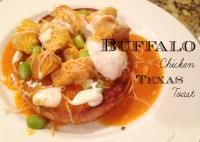 Buffalo Chicken Texas Toast on MyRecipeMagic.com. This is so good...Texas toast doesn't get much better than this!