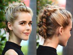 How to get @KiernanShipka's amazing braided faux-hawk: http://on.allure.com/1Qt1YC7