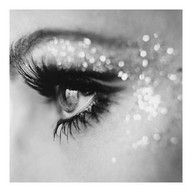 Eye sparkles. Live lusciously with LUSCIOUS: www.myLusciousLife.com