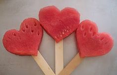 ~Pioneer Woman at Heart ~: Watermelon Popsicles