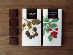 packagings chocolate