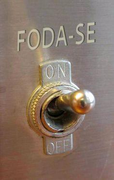 Dos melhores interruptores alguma vez inventados!!