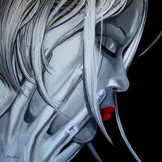 Discovered by on We Heart It. White Pen, Black And White, Pen Sketch, Art School, Dark Art, Illustration Art, Illustrations, We Heart It, Art Prints