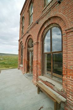 Bodie Ghost Town: virtual visit: pictures and historic information