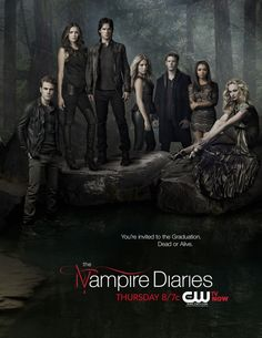 the vampire diaries posters | The Vampire Diaries Season 4 New Posters | SeriesNews