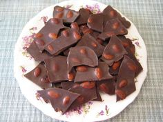 Low Carb Almond Bark #ketogenic #diet #lowcarbs #lchf #recipes