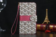 Goyard Samsung Galaxy Edge Case Wallet Rose [IPP - Goyard Samsung Galaxy Edge Case Wallet Rose - Designed for the Samsung Galaxy Edge. - Wallet case gives full protection - Magnetic Lock Design Samsung Galxy, Rose Design, S7 Edge, Galaxy S7, Phone Cases, Wallet, Cover, Bags, Sleeve