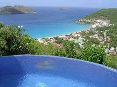 A true view in St Barths