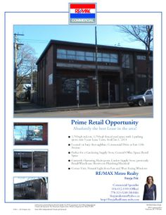 2908 Commercial Drive - #Prime #Commercial #Retail w #Showroom #Warehouse #ForLease call Freyja 604-612-1000