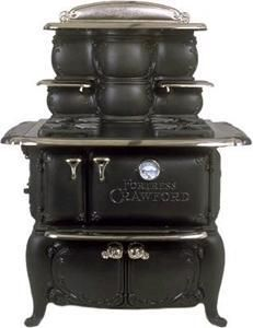 Dream stove...looks old...cooks new :)