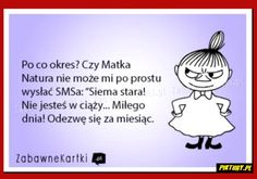 po co okres? Polish Memes, Weekend Humor, Motto, Song Lyrics, Quotations, Haha, Jokes, Thoughts, Motivation