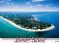 City of Sanibel in Florida