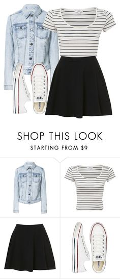"""Untitled #2219"" by beautifuleleanorjane ❤ liked on Polyvore featuring Zara, Topshop and Converse"