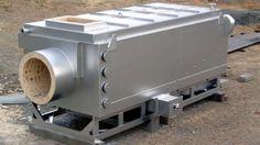 Queimador de Biomassa com Grelha Móvel Plana QMP