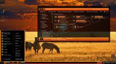Spirit of Orange Theme For Windows 7  #cleodesktop  http://www.cleodesktop.com/2015/03/spirit-of-orange-theme-for-windows-7.html