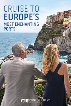 Europe beckons with glorious history, fabled cities, and spellbinding beauty. With so much to see, it's impossible to choose just one destination -- so we say, choose them all. Build your dream itinerary with Princess Cruises.